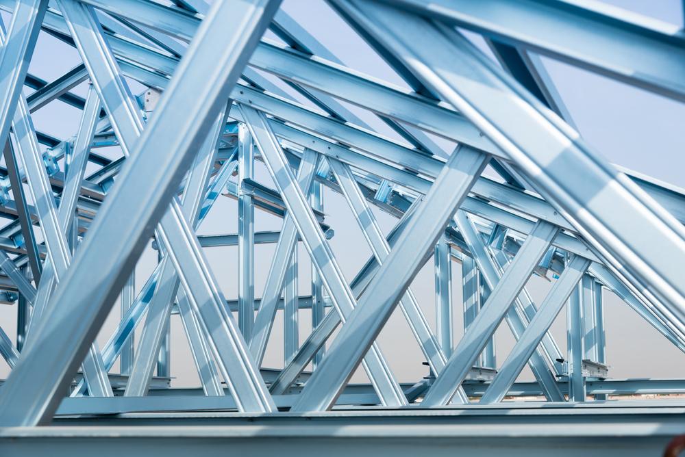 structure en métal